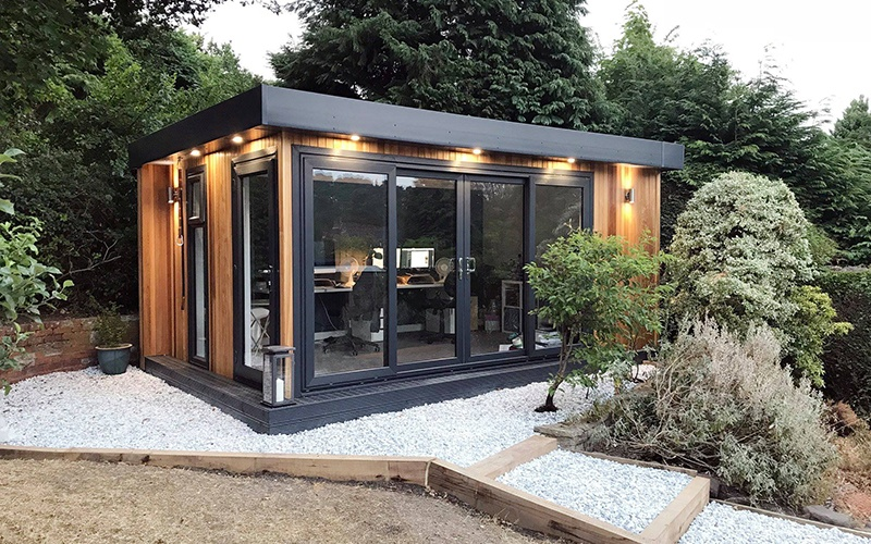 Beautiful Garden Rooms Built To Last!