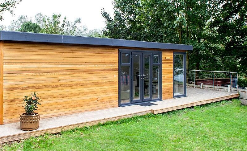 4 Reasons Why A Wooden Garden Room Is Worth The Investment!