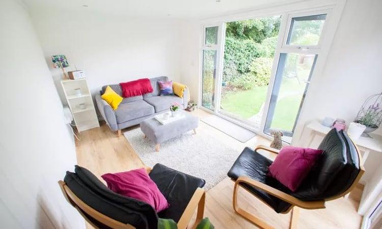 5 Clever Garden Room Interior Decoration Ideas