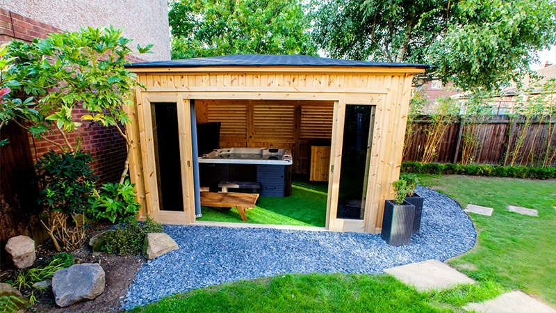 7 Popular Ways to use a Garden Room