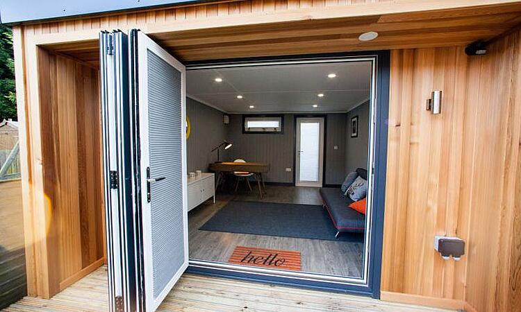 How Much Does A Garden Office With A Shed Cost