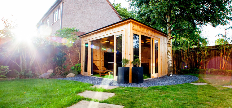 How To Create Your Own Spa Garden Room