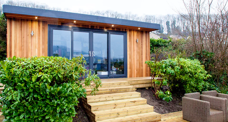 Clever Garden Room Ideas To Save Space In The House