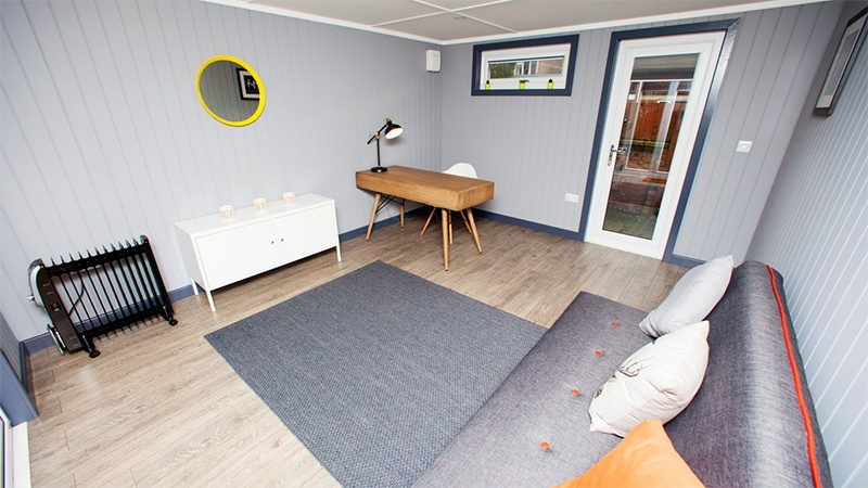 Create Your Very Own Yoga Studio (In The Comfort Of Your Garden)