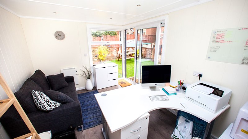 Garden Offices For Sale - Derbyshire