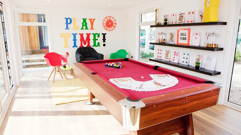 Gear Up For A Great Garden Games Room In 2018
