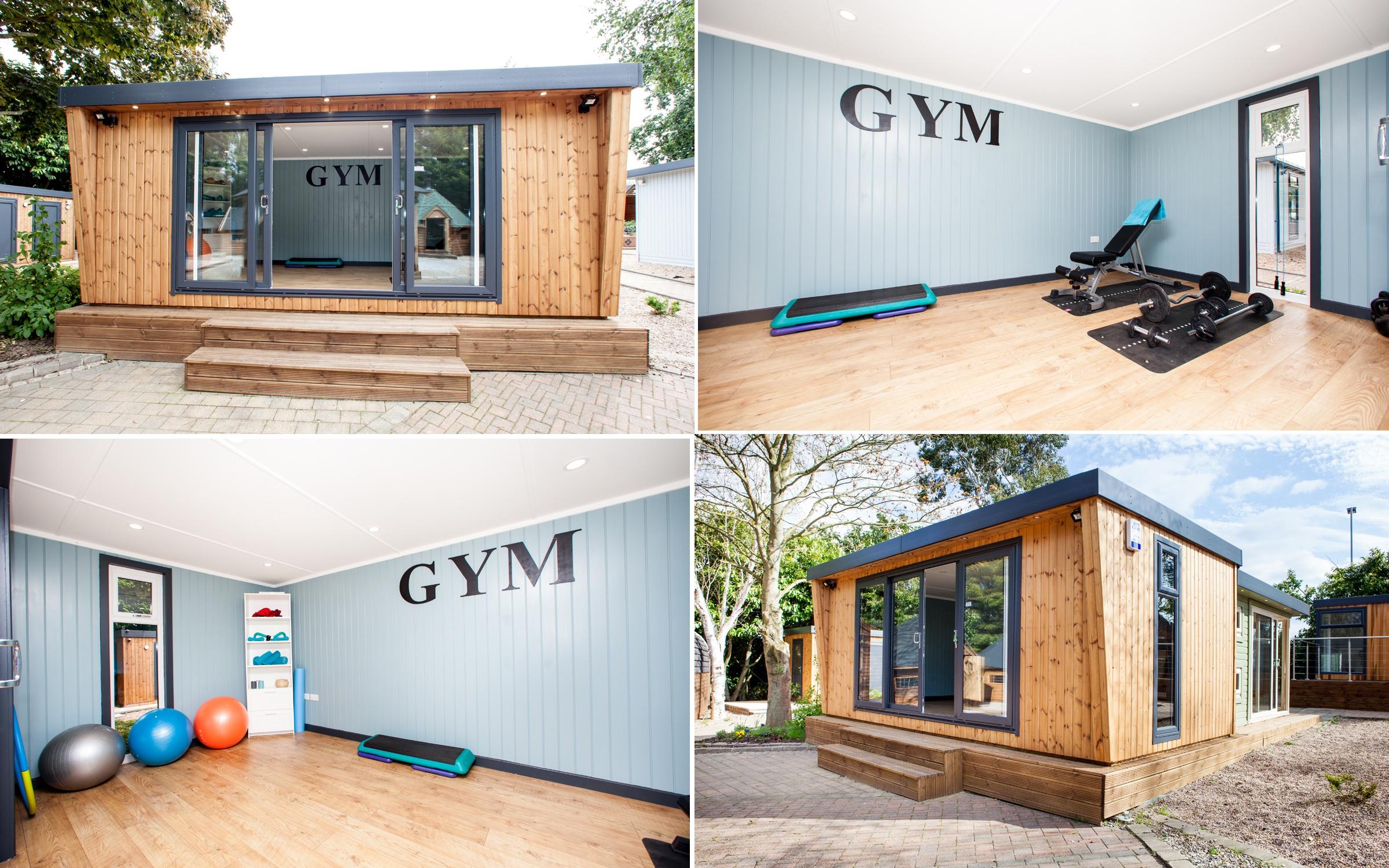 Gym Montage 1
