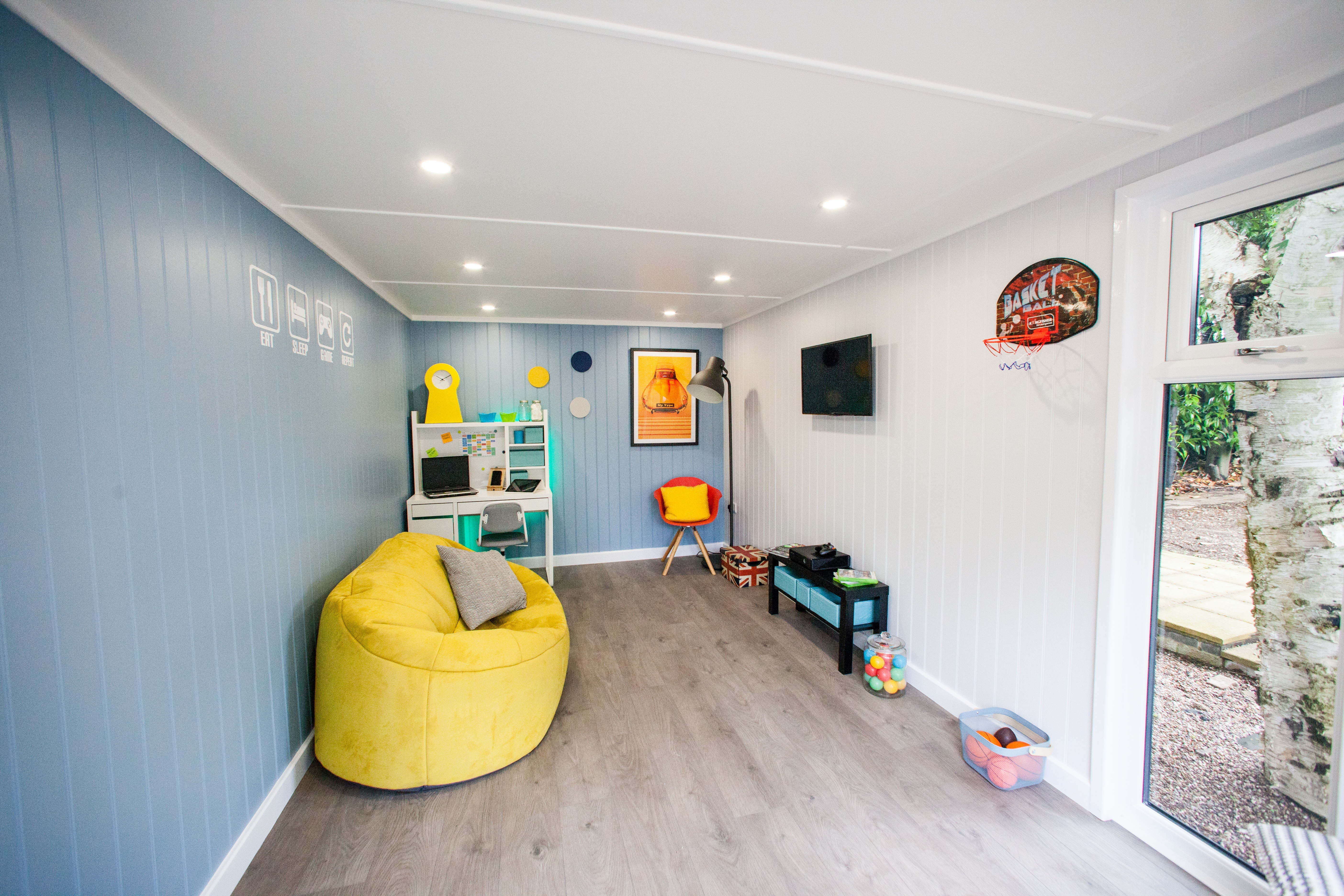 Gear Up For A Great Garden Games Room In 2020