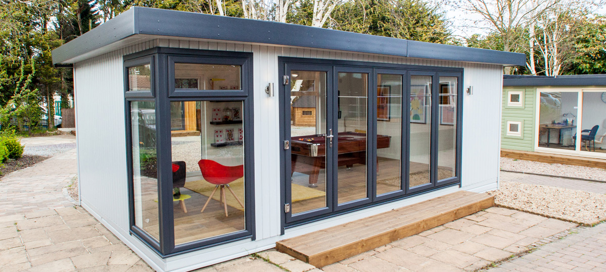 The Ultimate Guide To Garden Rooms 36