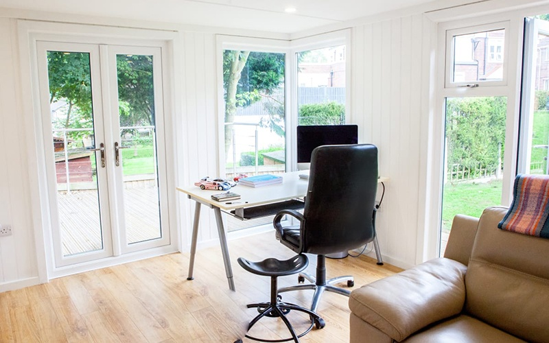 What Are The Business Cost Benefits Of A Home Office Vs Office Rental