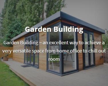 garden building case study