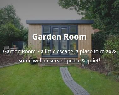 garden room case study