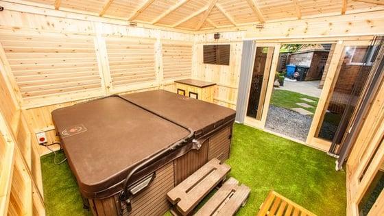 Garden Room Ideas Garden room ideas inspiring garden room design ideas hot tub garden roomg workwithnaturefo
