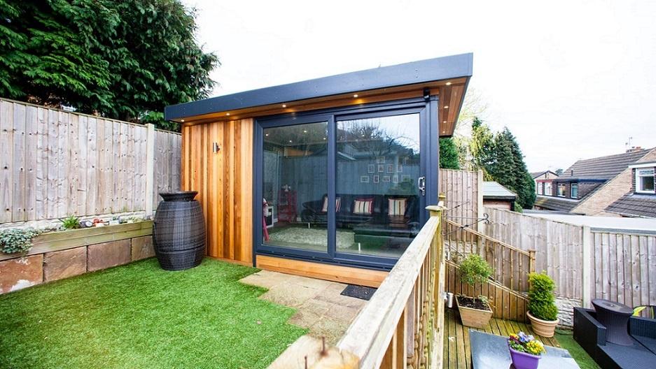 4 Garden Room Ideas For Small Gardens & Space