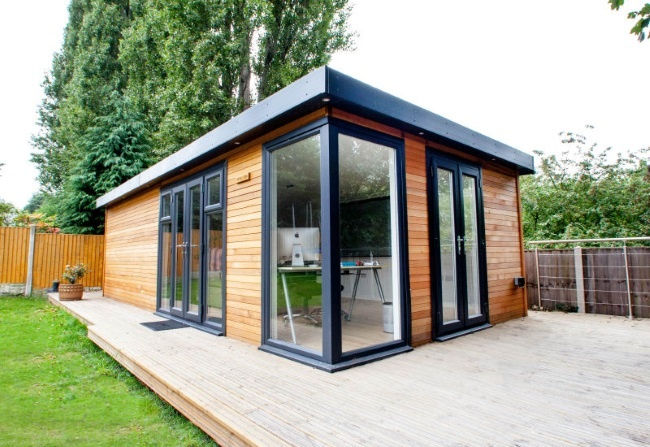 How Much Does A Home Garden Office Cost And Is It Worth It?