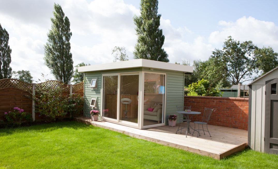The Best Garden Room Ideas On Pinterest