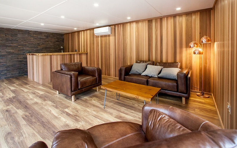 Cedar Garden Rooms - The Perfect Choice For Year Round Entertainment
