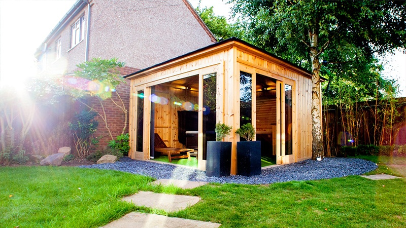 Feeling The Start Of Spring? Enjoy it With Your Own Bespoke Garden Room