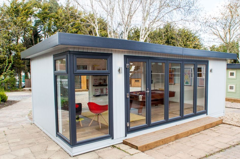 Plan Ahead For Retirement With A Garden Room For Leisure